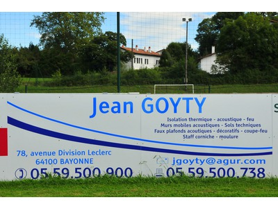 Jean GOYTY, Isolation