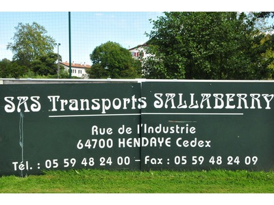 SALLABERRY Transports