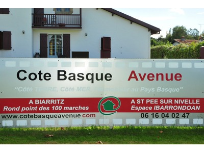 COTE BASQUE AVENUE, immobilier