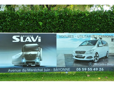 Groupe SLAVI, voitures, utilitaires camions