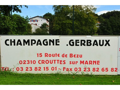Champagne GERBAUX